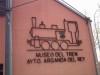 Museo del tren en La Poveda/Tågmuséet i La Poveda